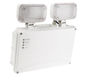 Twin LED Spotlight/Floodlight
